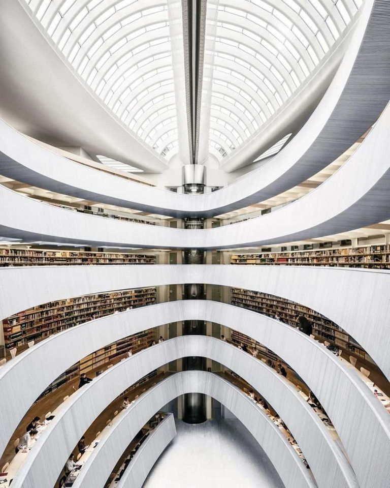 law library in zurich