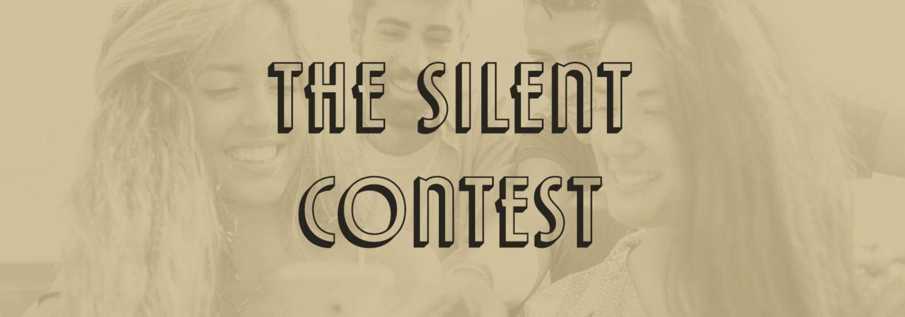 Ron Matusalem Silent Contest