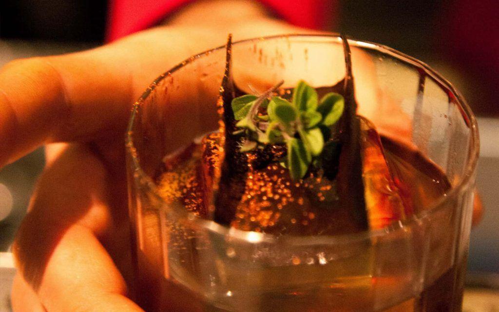 matusalem rum: el camino cocktail by andrea fiore