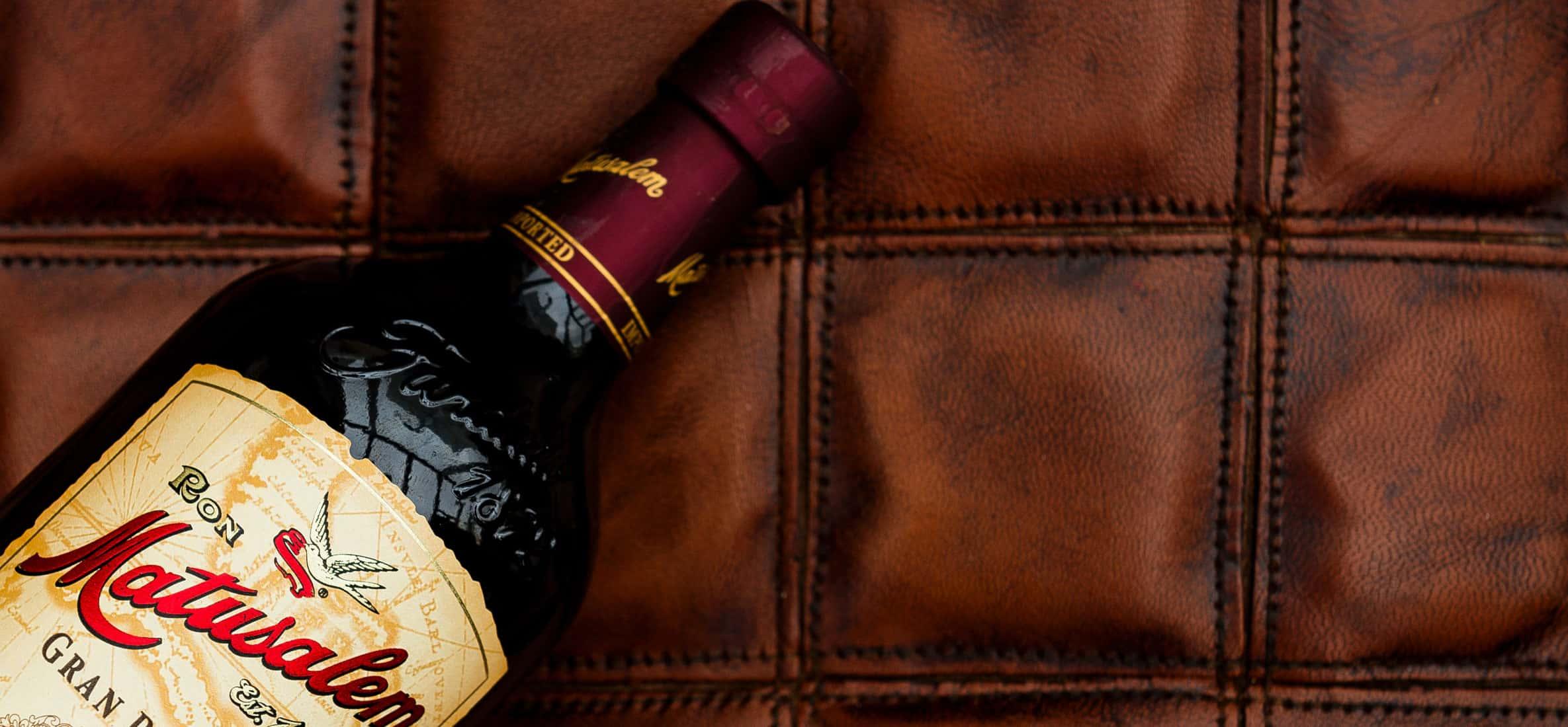 the name of matusalem rum