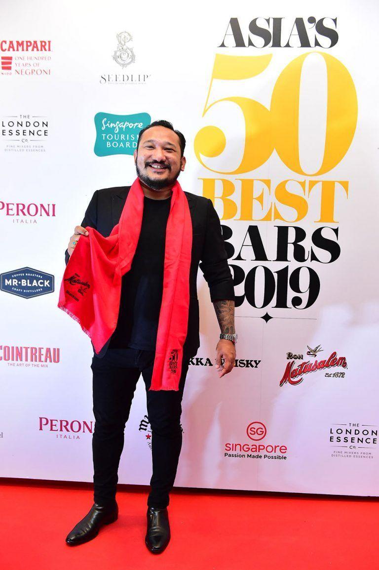 award red carpet