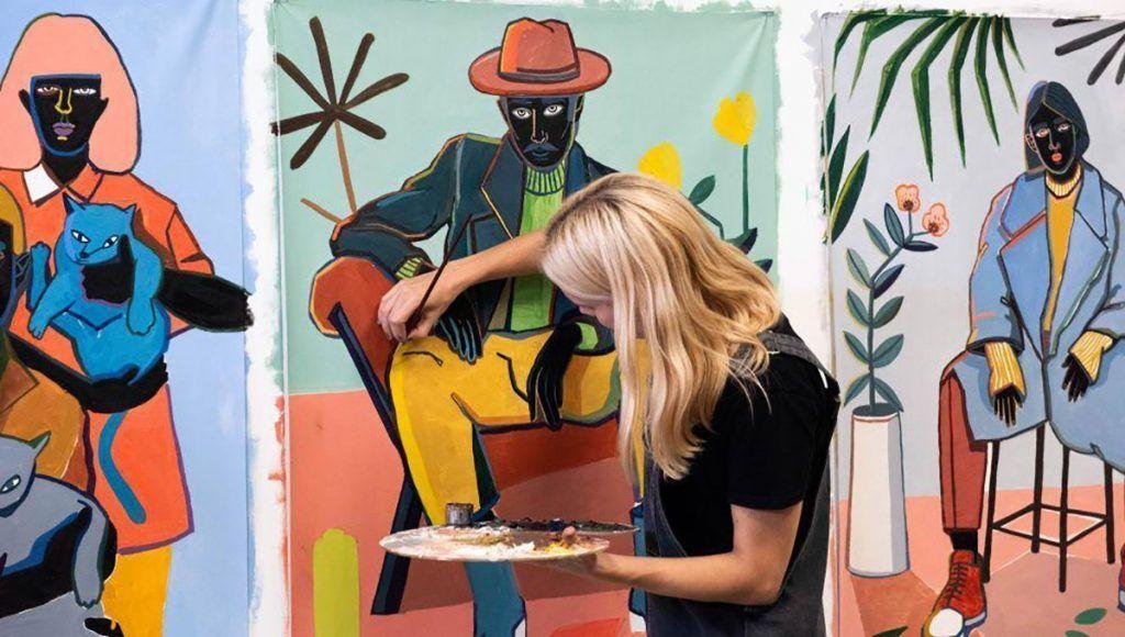 Carla Fuentes & Campaña Tribu Ron Matusalem