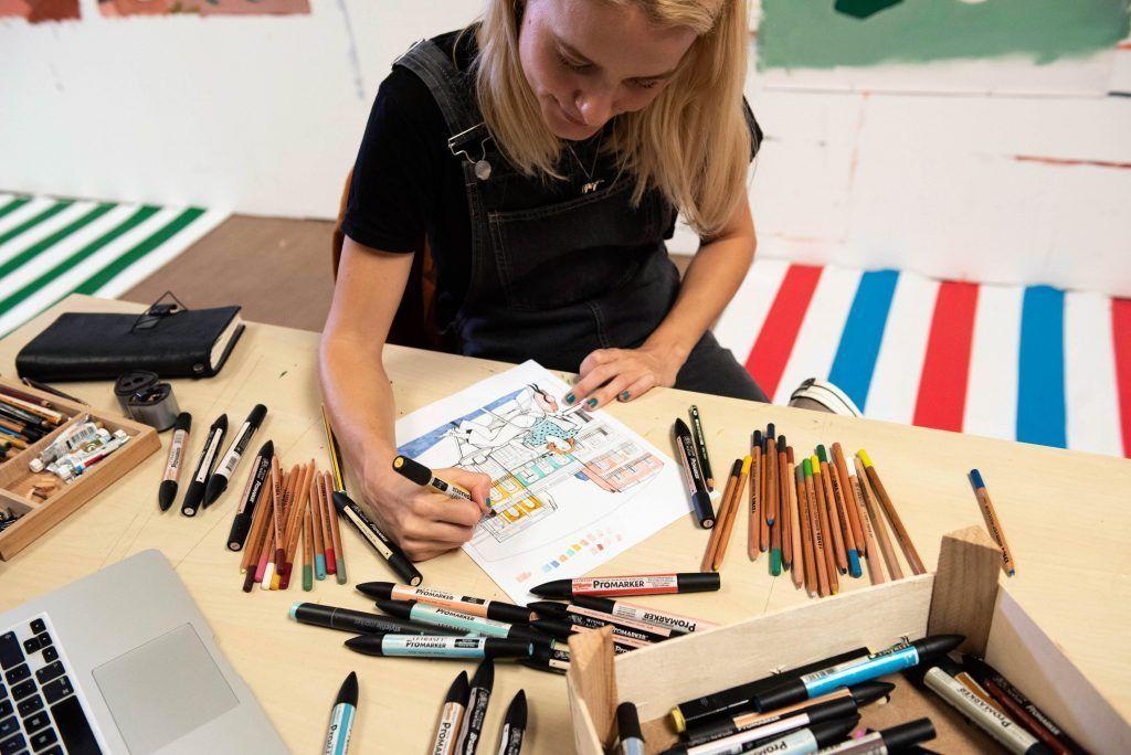 Illustrator Carla Fuentes Homies Ron Matusalem